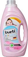 Гель для стирки Burti Baby Liquid для детского белья (1.45л) -