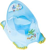 Детский горшок Tega Aqua / AQ-007-115 (голубой) -