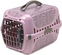 Переноска для животных Moderna Trendy Runner Дикая природа / 14T153310 (розовый) -
