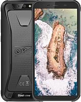 Смартфон Blackview BV5500 Pro (черный) -