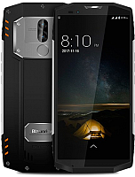 Смартфон Blackview BV9000 (серебристый) -