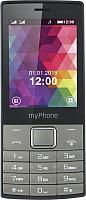 Мобильный телефон MyPhone 7300 (черный) -