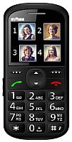 Мобильный телефон MyPhone Halo 2 (черный) -