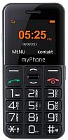 Мобильный телефон MyPhone Halo Easy (черный) -