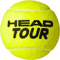 Набор теннисных мячей Head Tour Winning Ball / 570801 (6шт) -