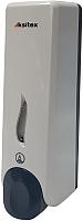 Дозатор жидкого мыла Ksitex SD-8909-400 (белый) -