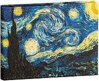 Обложка для зачетной книжки Vokladki Звёздная ночь / 21003 -