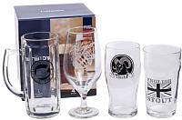 Набор бокалов для пива Luminarc Время дегустаций. Крафтовое пиво P7623 (4шт) -