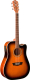 Электроакустическая гитара Washburn WD7SCEATBM -