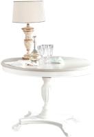 Обеденный стол Castor Роланд-ОВ / 160044 (бук/серая эмаль/белая эмаль) -