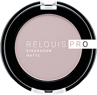 Тени для век Relouis Pro EyeShadow Matte тон 14 Mauve -