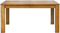 Обеденный стол Castor Чикаго / 160058 (бук/светлый бук) -