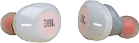Наушники-гарнитура JBL Tune 120TWS (розовый) -