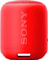 Портативная колонка Sony SRS-XB12R (красный) -