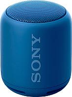 Портативная колонка Sony SRS-XB12L (синий) -