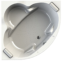 Ванна акриловая Radomir Сорренто 140x140 / 1-01-0-0-1-038 -