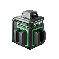 Лазерный нивелир ADA Instruments Cube 360-2V Green Professional Edition / A00571 -