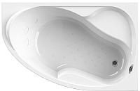 Ванна акриловая Radomir Амелия 160x105 R / 1-01-0-2-1-017 -