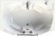 Ванна акриловая Radomir Конкорд 180x120 / 1-01-0-0-1-025 -