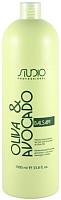 Бальзам для волос Kapous Studio Professional увлажняющий с маслами авокадо и оливы (1л) -