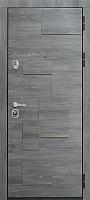 Входная дверь Юркас Staller Бруно Дуб шале графит/дуб шале снежный (96x205, левая) -