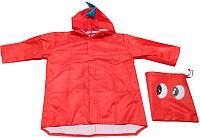 Дождевик Bradex Дракон DE 0489 (L, красный) -