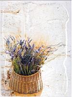 Картина GenArt Корзина с лавандой 109 (30x40) -