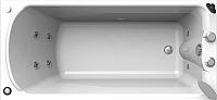 Ванна акриловая Radomir Ларедо 160x70 / 1-01-1-0-2-028 (с гидромассажем Стандарт White) -