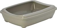 Туалет-лоток Moderna Arist-o-Tray / 14C192330 (светло-серый) -