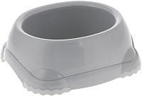 Миска для животных Moderna Smarty bowl / 14H104026 (серый) -