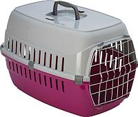 Переноска для животных Moderna Roadrunner 1 / 14T10332 (ярко-розовый) -