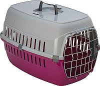 Переноска для животных Moderna Roadrunner 2 / 14T203328 (ярко-розовый) -