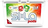 Капсулы для стирки SI:LA Pods Super Set Universal (25шт) -