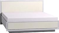 Каркас кровати Глазов Paola 306 Люкс с ПМ 180x200 (ясень анкор светлый) -