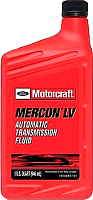 Трансмиссионное масло Ford Motorcraft Mercon / XT10QLVC (946мл) -