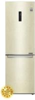 Холодильник с морозильником LG DoorCooling+ GA-B459SEKL -