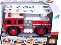 Автомобиль игрушечный Big Motors Машинка пожарная / 2018-1AB -