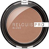 Румяна Relouis Pro Blush тон 76 Sun Kissed -