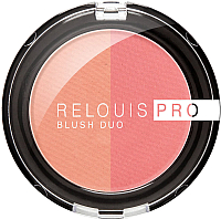 Румяна Relouis Pro Blush Duo тон 201 -