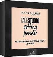 Фиксирующая пудра для лица Maybelline New York Face Studio 003 (фарфоровый) -