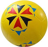 Футбольный мяч Gold Cup S16 (размер 4, желтый/черный/красный/синий) -