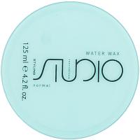 Воск для укладки волос Kapous Studio Professional Water Wax нормальной фиксации (125мл) -