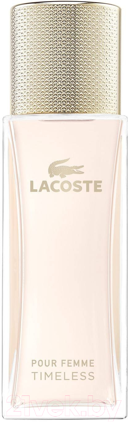 Парфюмерная вода Lacoste, Timeless Pour Femme (30мл), Швейцария  - купить со скидкой