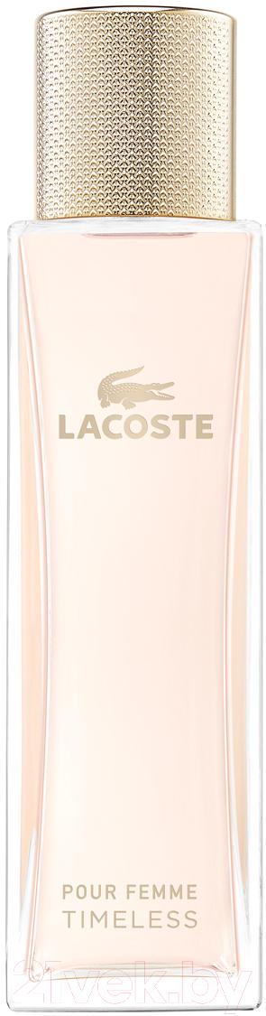 Парфюмерная вода Lacoste, Timeless Pour Femme (50мл), Швейцария  - купить со скидкой