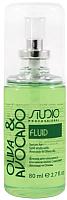 Флюид для волос Kapous Studio Professional с масл. авокадо и оливы д/секущихся кончиков (80мл) -
