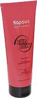 Крем-краска для волос Kapous Rainbow красный (200мл) -