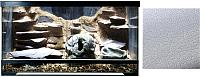 Террариум eGodim Jungle (50л, белый) -