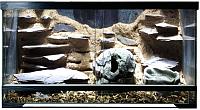 Террариум eGodim Jungle (70л, черный) -