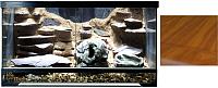 Террариум eGodim Jungle (70л, коричневый) -