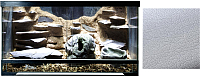 Террариум eGodim Jungle (70л, белый) -
